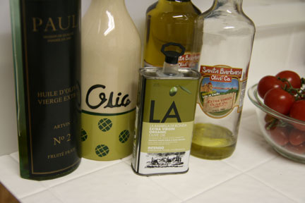 My Mini Olive Oil Collection
